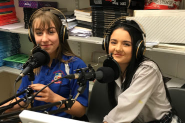 Portlaoise College TY's Launch Radio Station