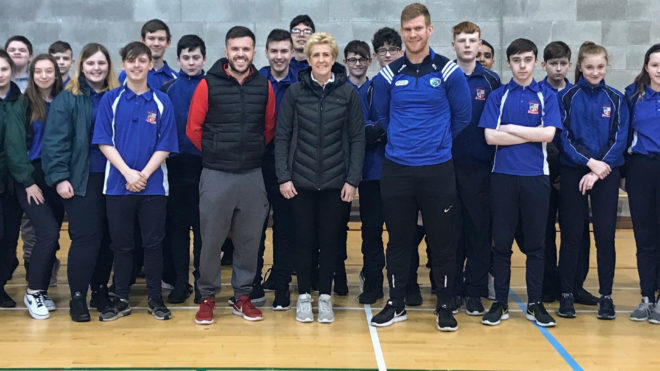 Portlaoise College Couch to 5K Walk/Run